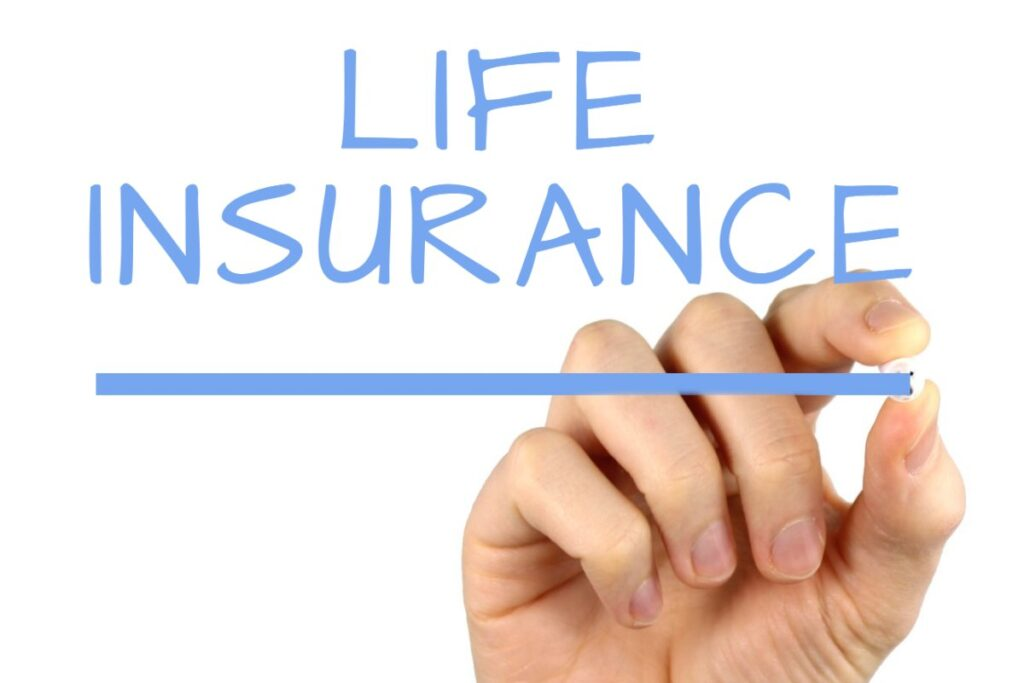 Life insurance - fear based marketing - educaretech