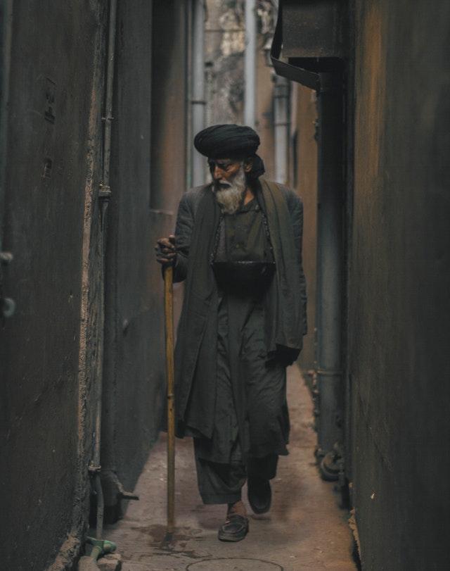 The Pilgrim Poem Educaretech the old man